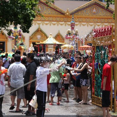 Songkran Could Cause New Infection Waves
