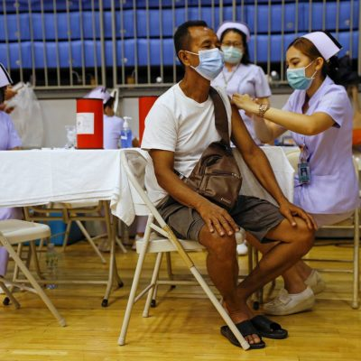 Phuket's Rapid Vaccination Rollout – 50% Of The Population Is Vaccinated.