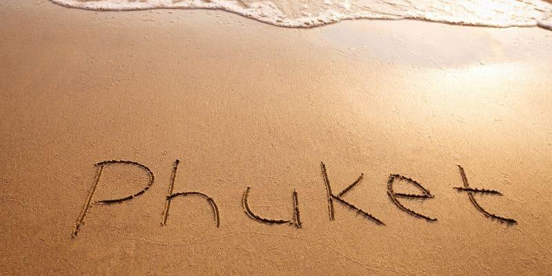 phuket sand