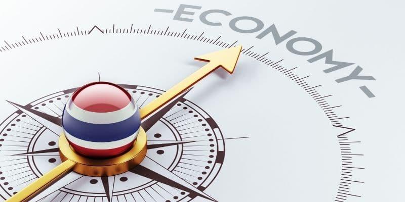 thailand economy concept