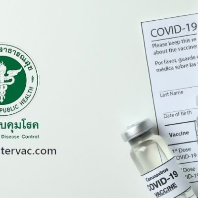 Thailand Creates Website For ForeignersTo Register For COVID-19 Vaccinations.
