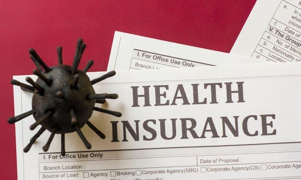 covid health insurance policy