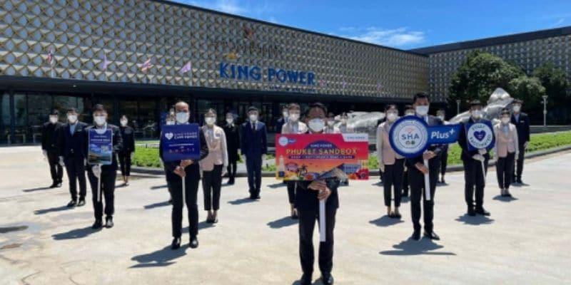 king power employees