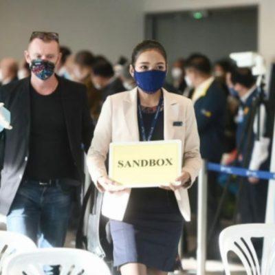 "Covid Crisis Hasn't Scared ""Sandbox"" Vacationers. – Phuket Vice Governor"