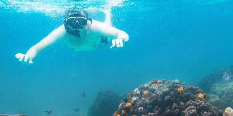Thailand snorkeling