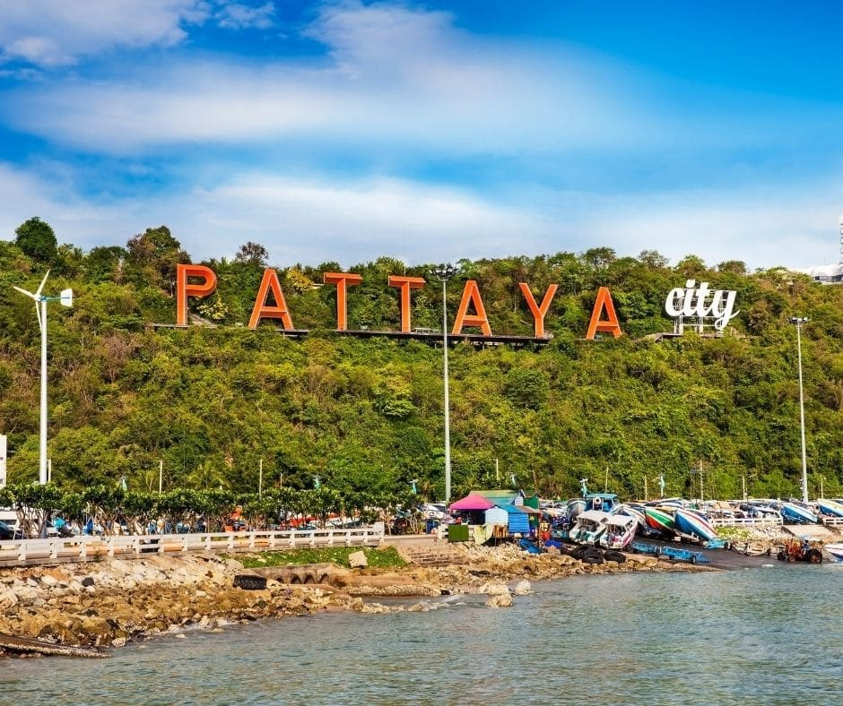 Pattaya Sign