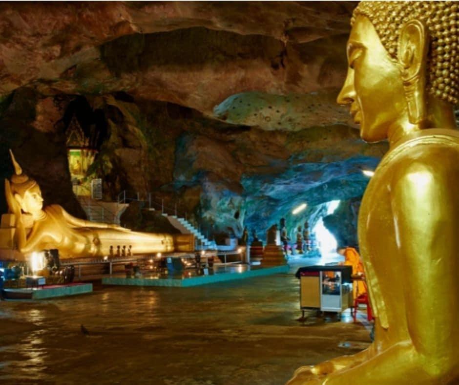 Wat Tham Suwan Khuha Cave
