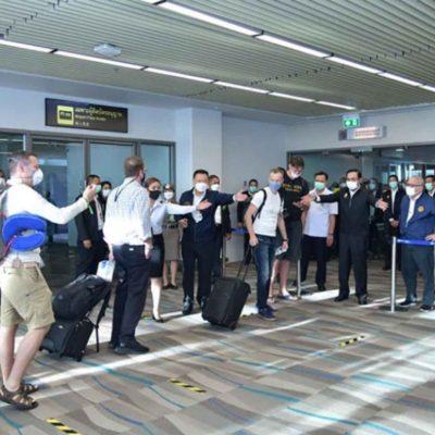 Tourists Paid 524,000 Room Nights Since July 1