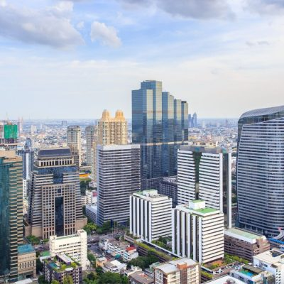 Bangkok Land Prices Surges in Q3 But Still Below Pre-COVID Average