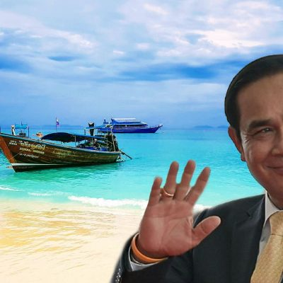 PM Prayut Sees 1 Million High-Income Tourists Coming To Phuket