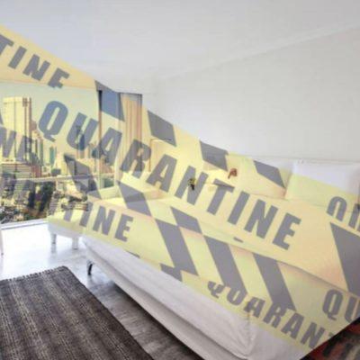 Travelers Are Still Advised To Reserve Quarantine Hotel Rooms.