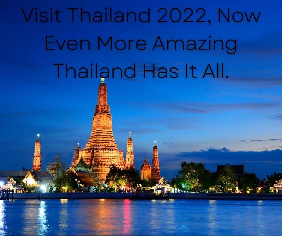 visit thailand 2022